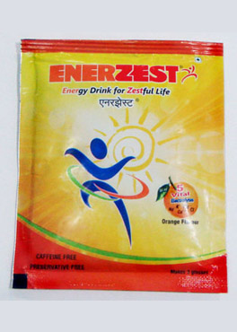 Enerzest powder